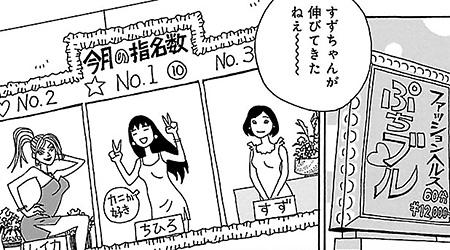 """#6 風俗で働いていた""""ちひろ""""のこと(前編)"""