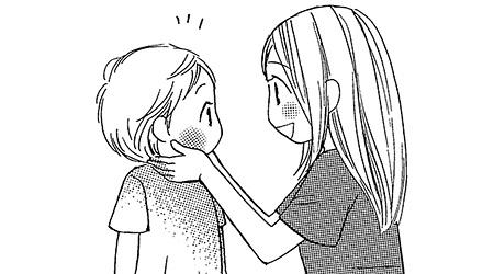 #4 どうしてムーちゃんはお母さんの呼びかけを無視したの?
