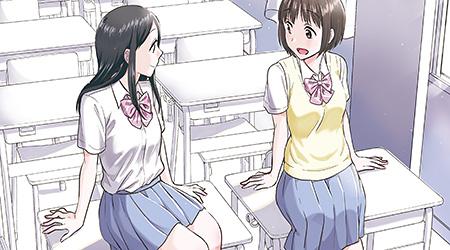 3分間だけ時間を止められる女子高生の恋と青春を描いた名作漫画「フラグタイム」がアニメ化!