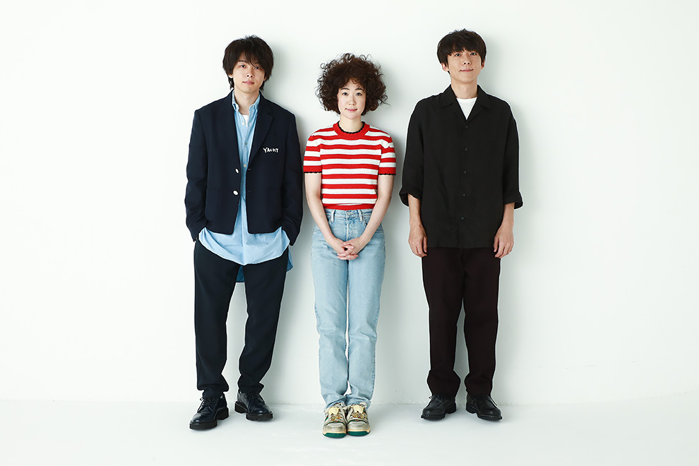 ドラマ『凪のお暇』主演俳優3人に、直敵取材してきたよ・前編