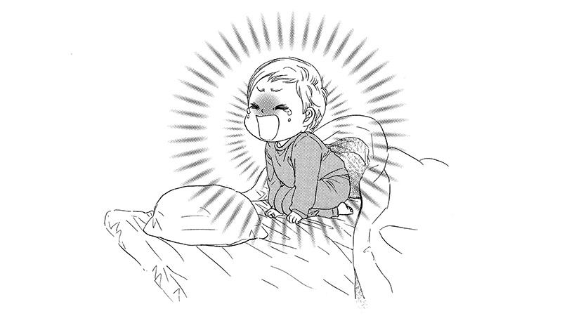 ムーちゃん通信#10「夜驚症ってなあに?」