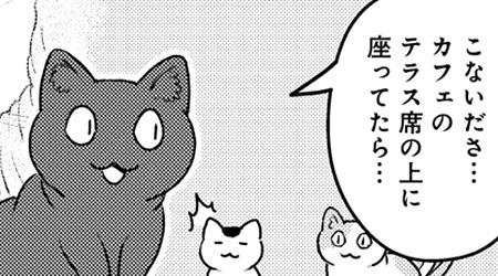 #4 猫から見たSNS