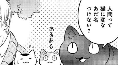#32 人間って猫に変なあだ名つけがち〜