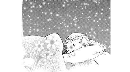ムーちゃん通信#11「発達障害と睡眠障害って関係しているの?」