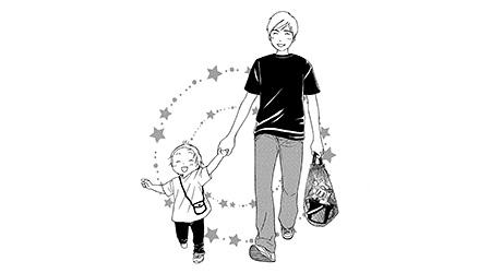 ムーちゃん通信#15「パパはこんなふうに関わって!」